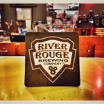 River Rouge Brewing Company Coaster