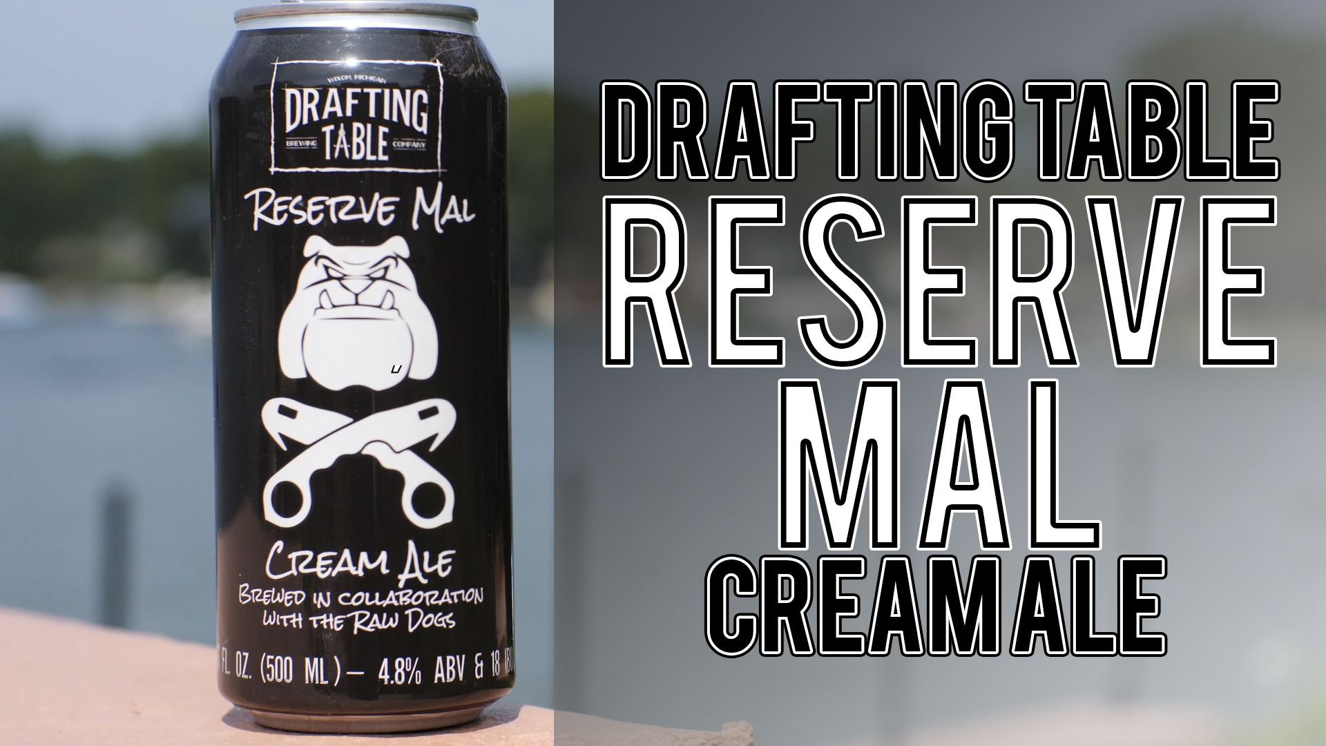 Drafting Table – Reserve Mal Cream Ale – Wixom, MI
