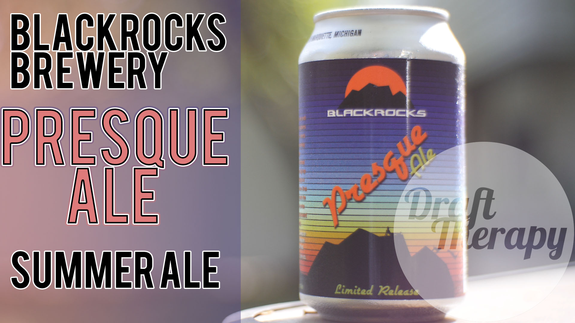 Blackrocks Brewery – Presque Ale