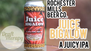 Rochester Mills – Juice Bigalow, Hop Gigalo – NE IPA Review
