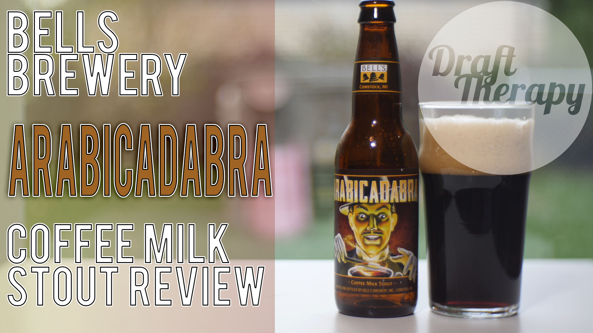 Bell's Brewing – Arabicadabra Coffee Milk Stout Review