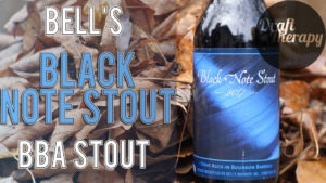 Bell's Black Note Stout 2017 Review