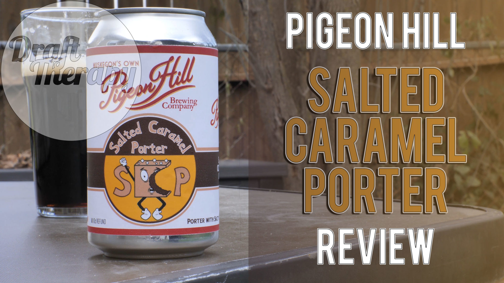Pigeon Hill – Salted Caramel Porter Review