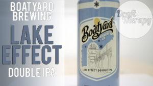 Boatyard Brewing Company – Lake Effect Double IPA