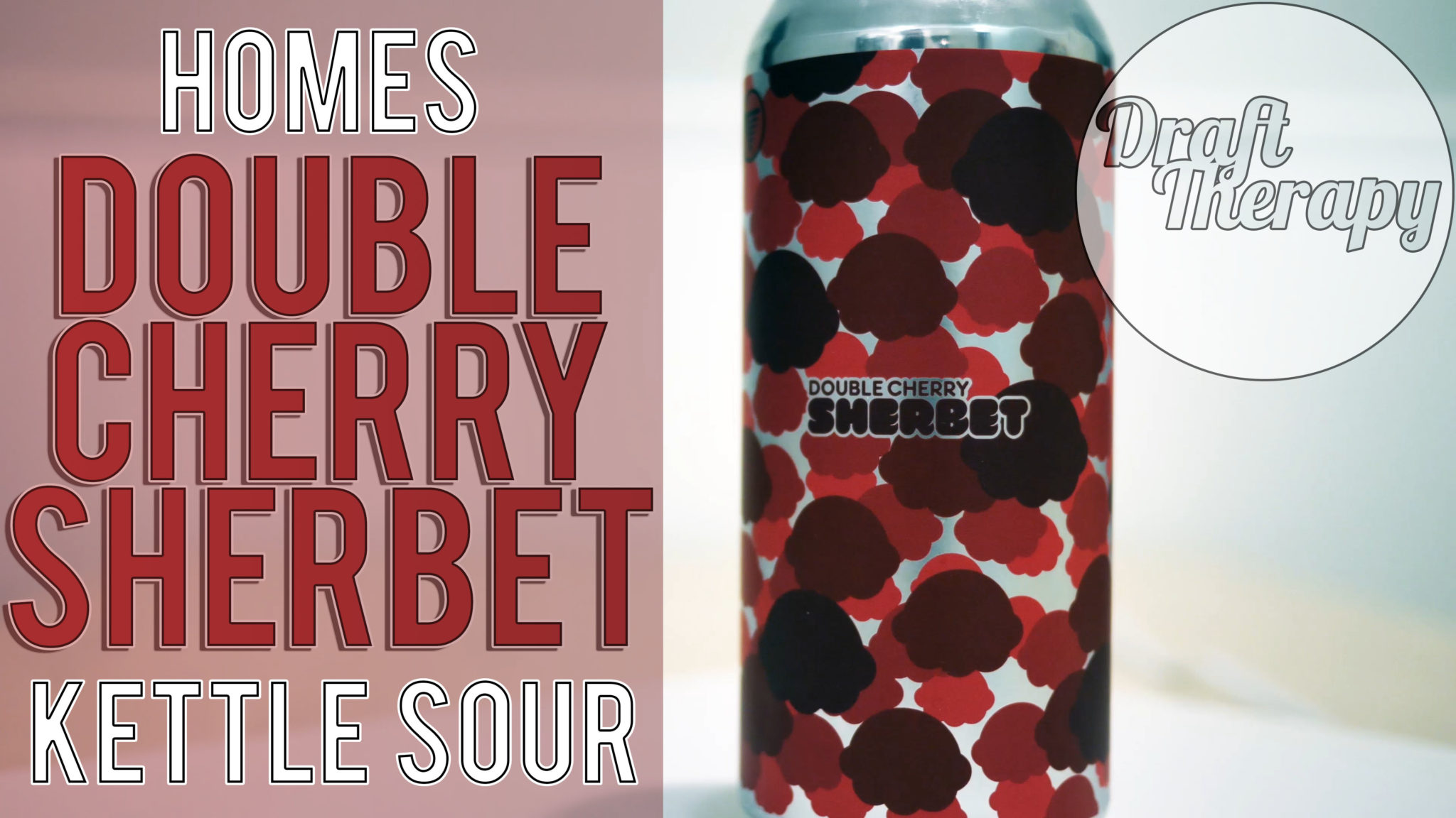 HOMES Brewery – Double Cherry Sherbet