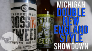 Michigan's Top 3 Double New England Style IPAs