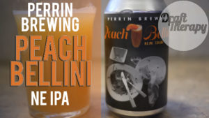 Perrin Brewing – Peach Bellini New England style IPA