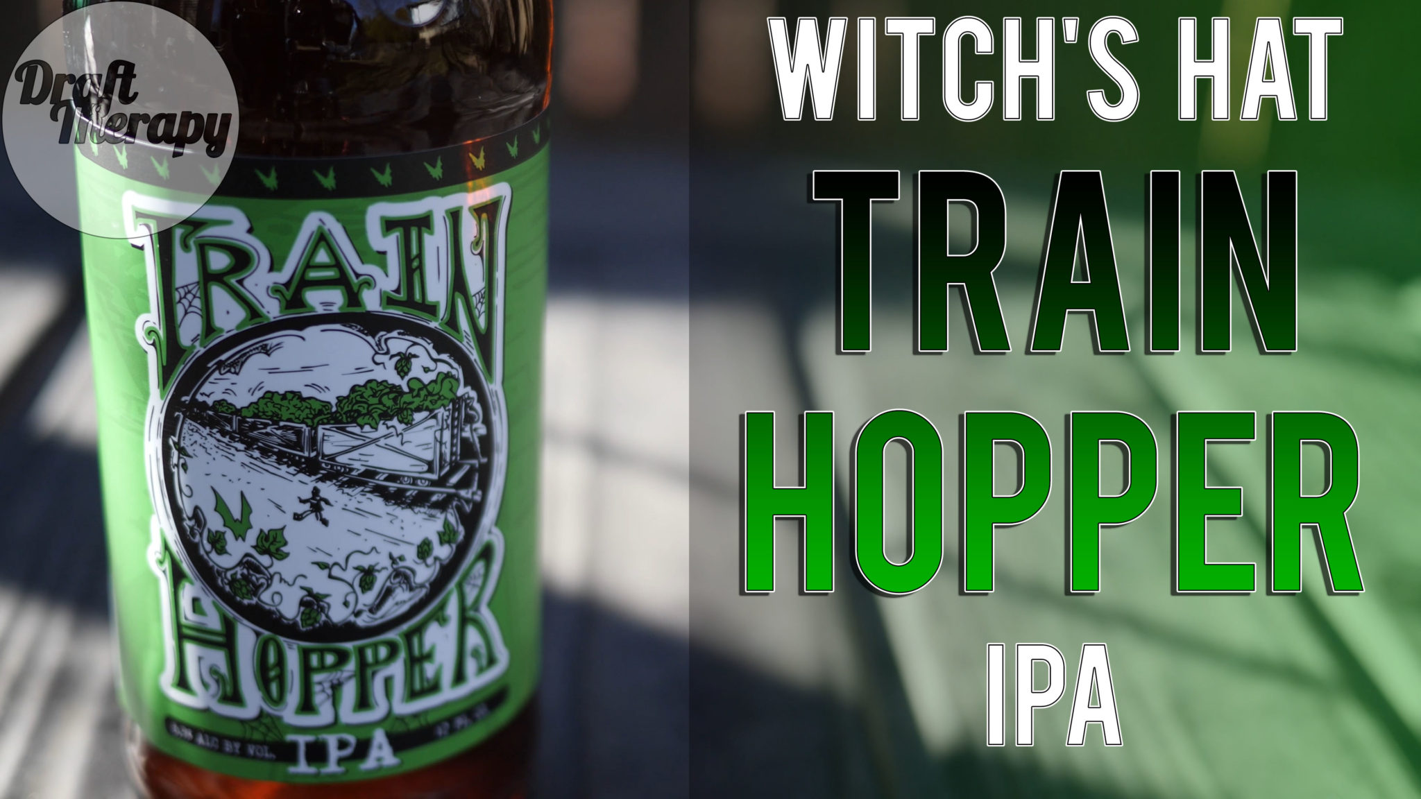 Witch's Hat Brewery – Train Hopper IPA!