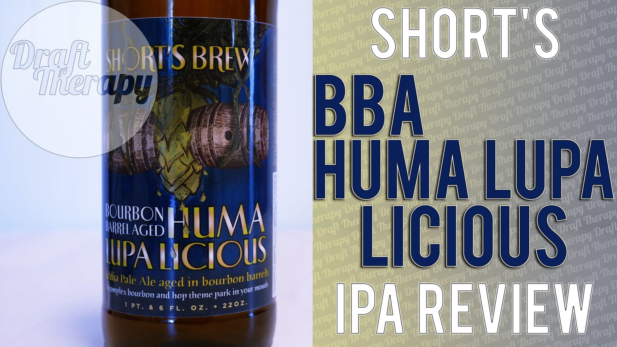 Short's Brewing – Bourbon Barrel Aged Huma Lupa Licious
