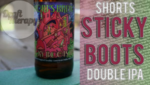 Short's Brewing – Sticky Boots Triple Dry Hopped Double IPA!