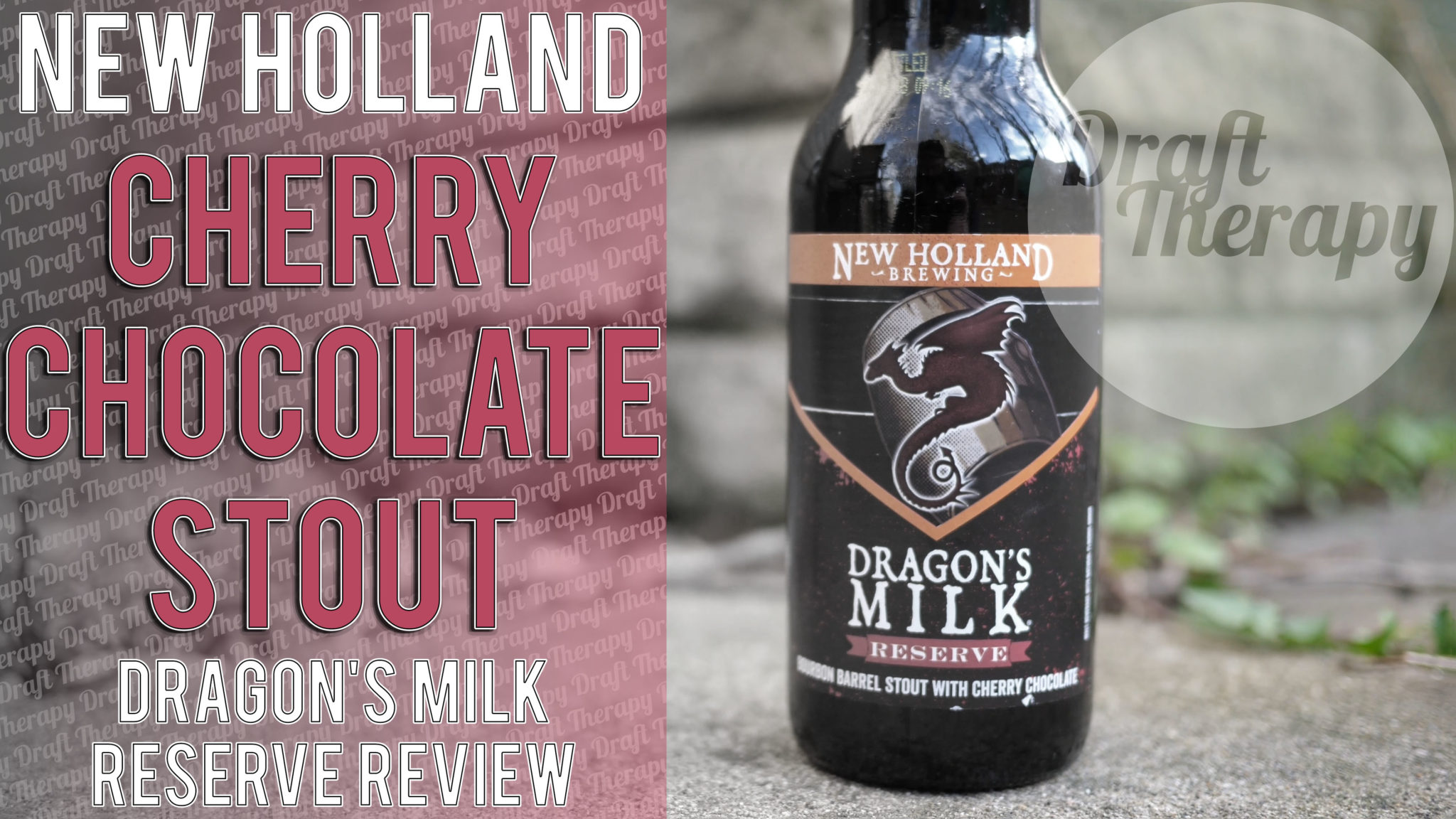 New Holland – Dragon's Milk Reserve Cherry Chocolate Stout
