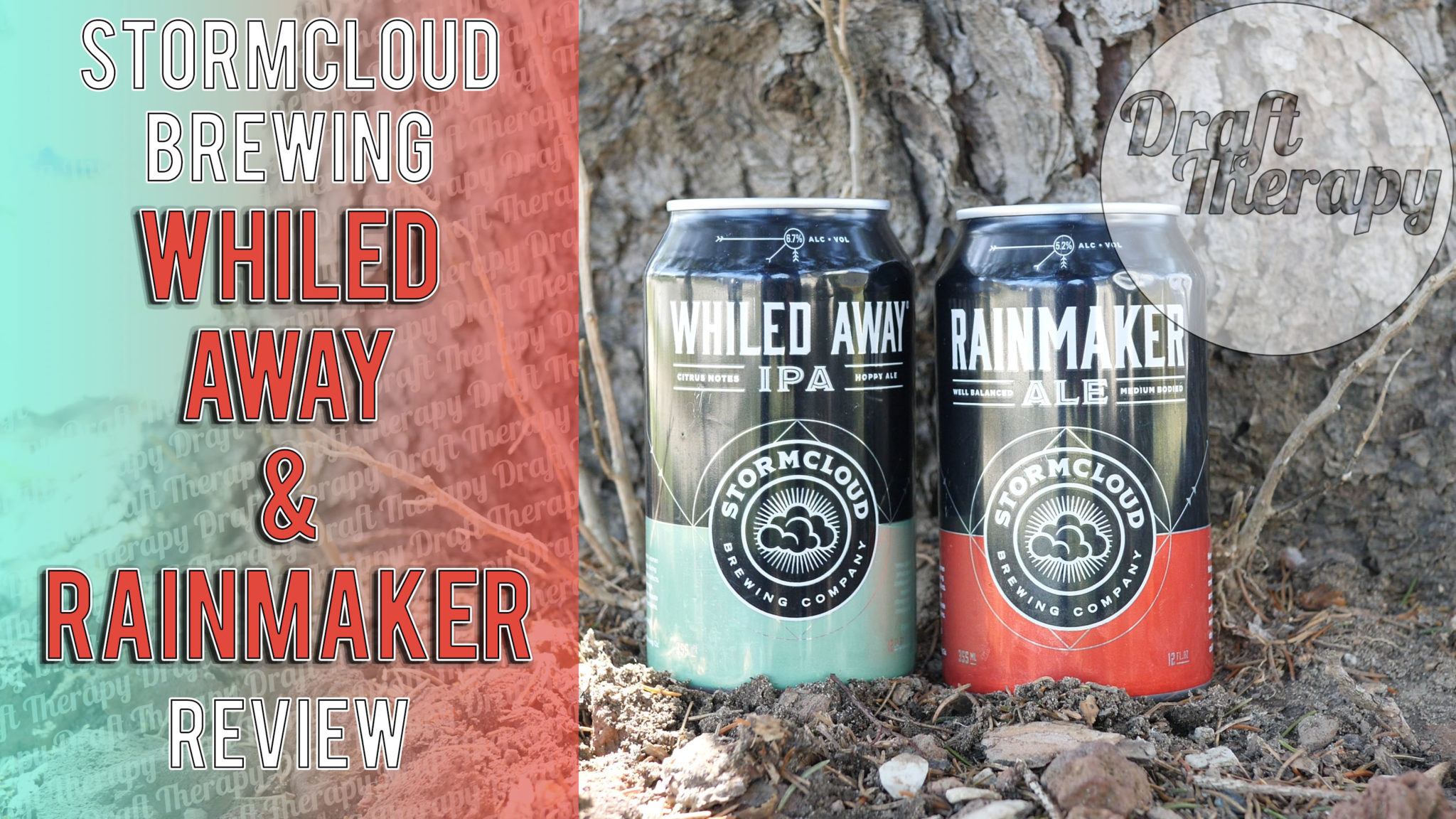Stormcloud Brewing Company – Rainmaker Pale ale and Whiled Away IPA