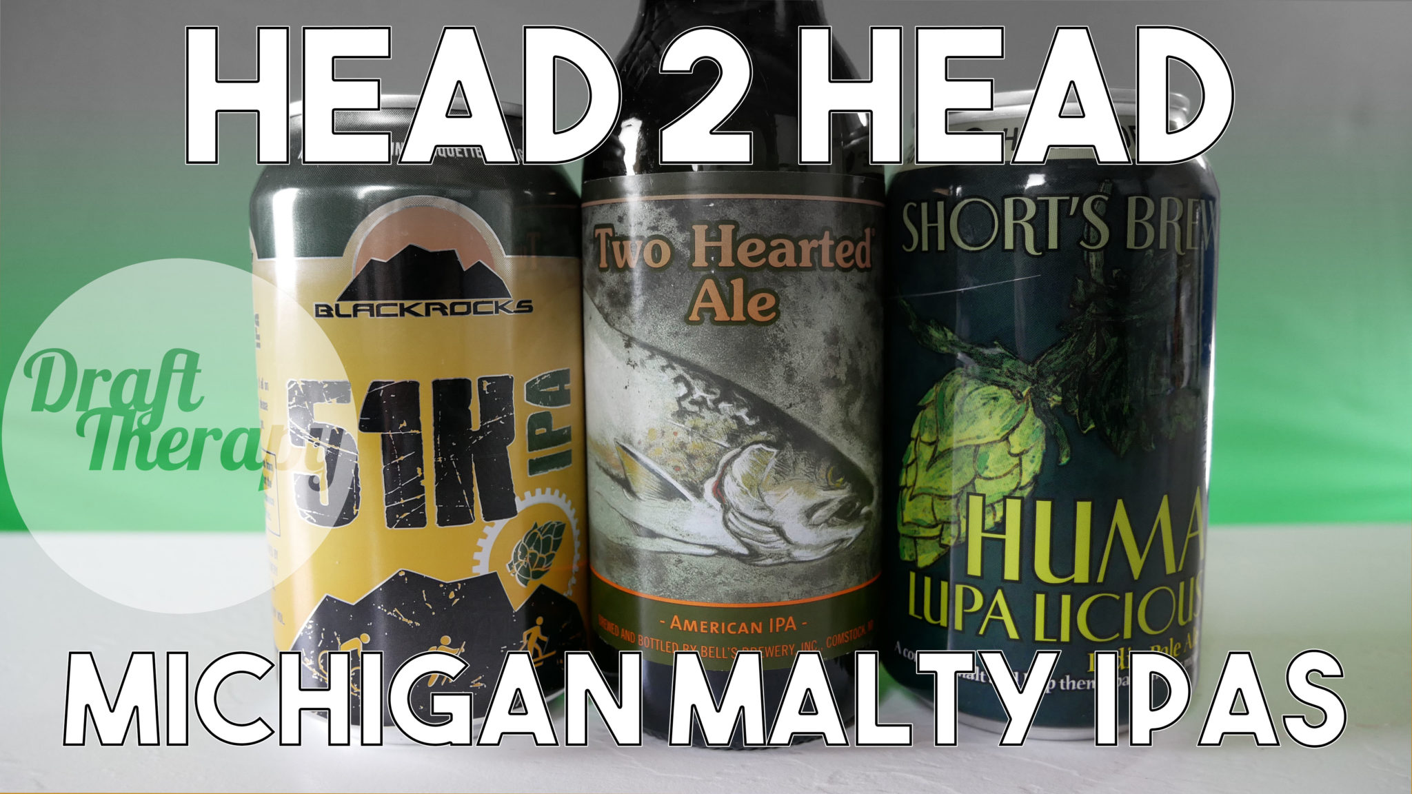 Head 2 Head – Michigan Malty IPAs