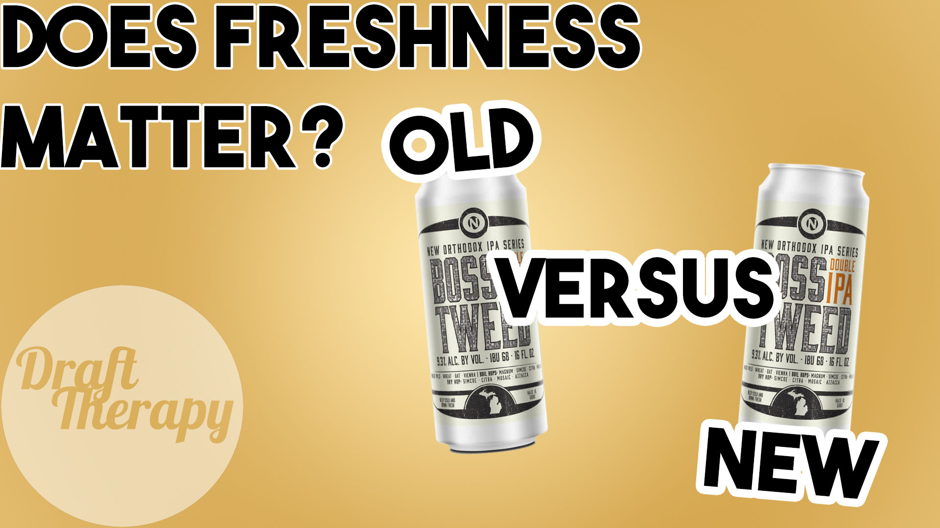 Old Vs. New – Boss Tweed