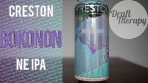 Creston Brewery – Bokonon NE IPA