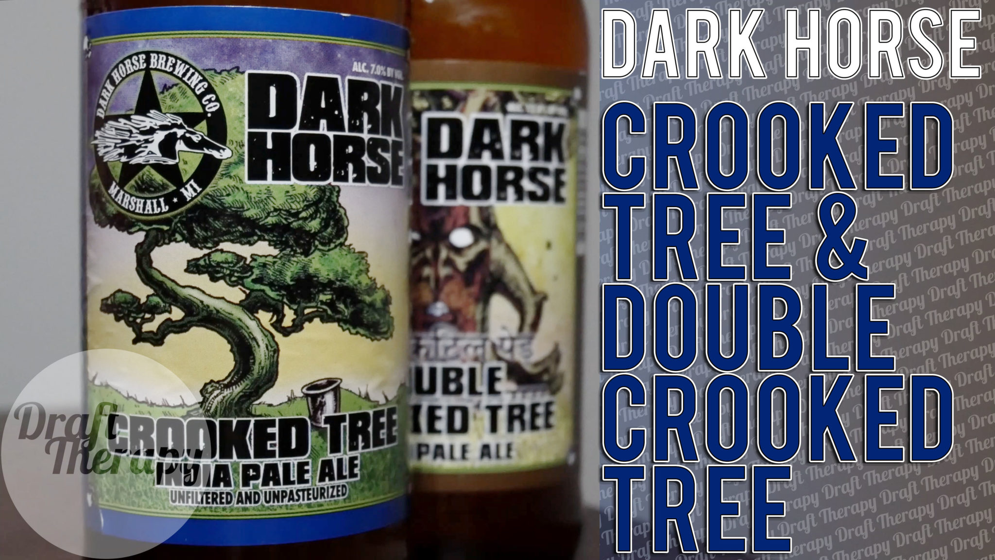 Dark Horse – Crooked Tree and Double Crooked Tree