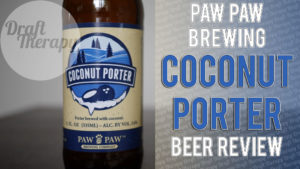 Paw Paw Brewing – Coconut Porter