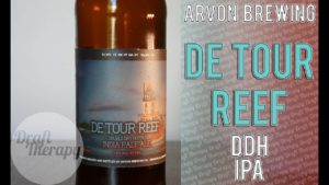 Arvon Brewing Company – De Tour Reef