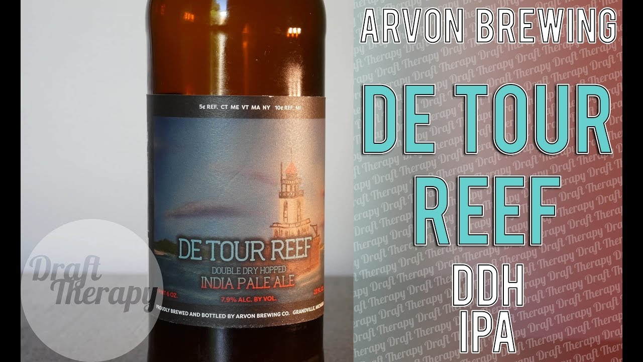 Arvon Brewing Company – De Tour Reef