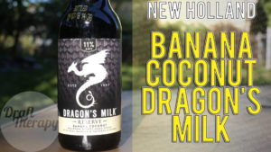 New Holland – Banana Coconut Dragon's Milk Reserve BBA Stout