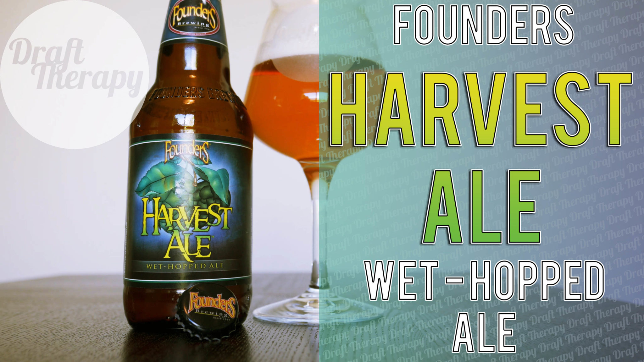 Founders Harvest Ale – A Wet-Hopped IPA