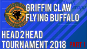 Which 2018 Flying Buffalo from Griffin Claw Brewing is Best?  Head 2 Head Part 1
