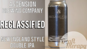 Ascension Brewing Company – Reclassified Double IPA