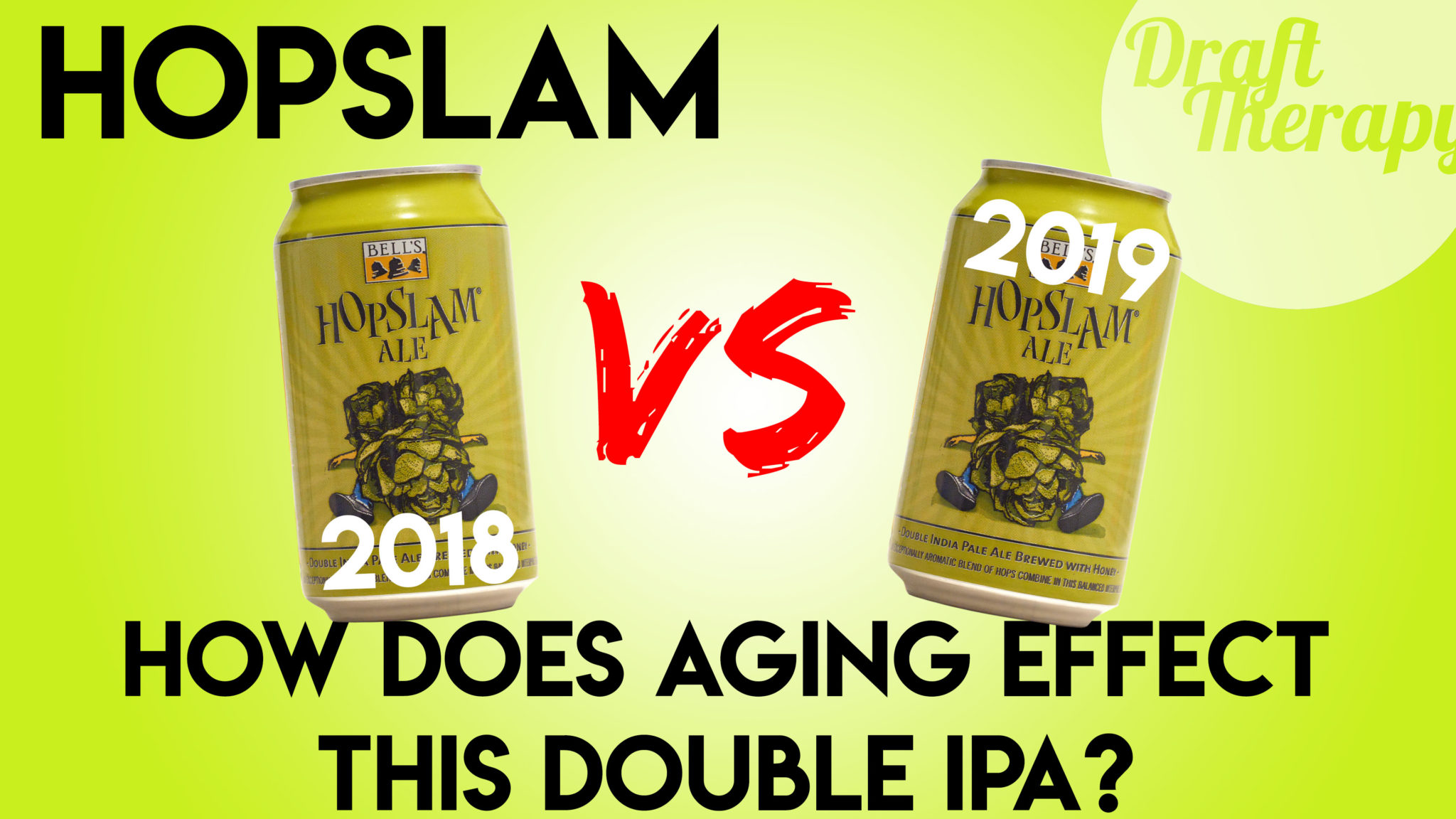 Hopslam Old Vs New – How Does Aging a Year Effect this Double IPA?