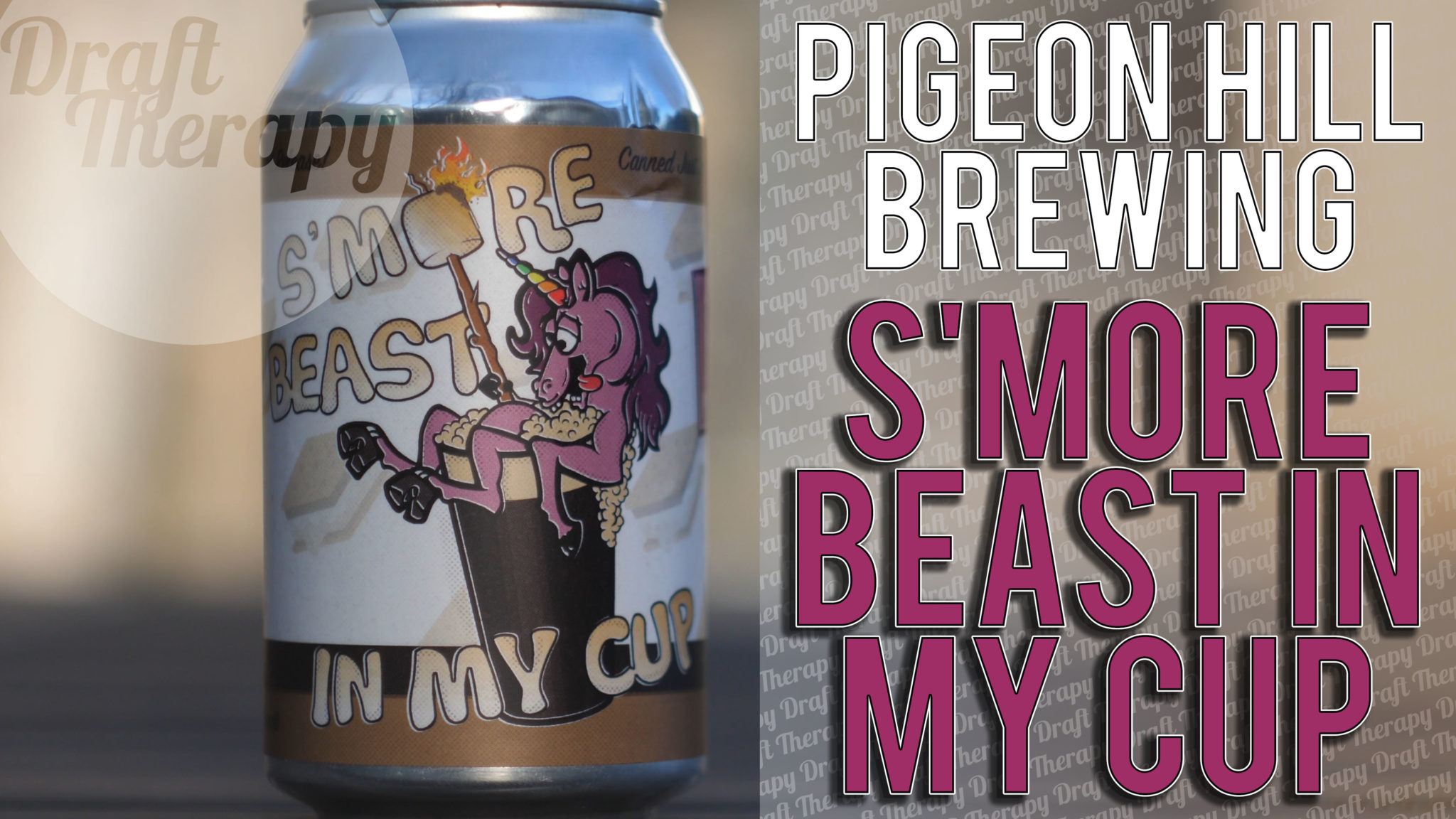 Pigeon Hill Brewing Company – S'more Beast in my Cup