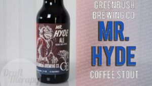 Greenbush Brewing Company – Mr. Hyde Coffee Stout