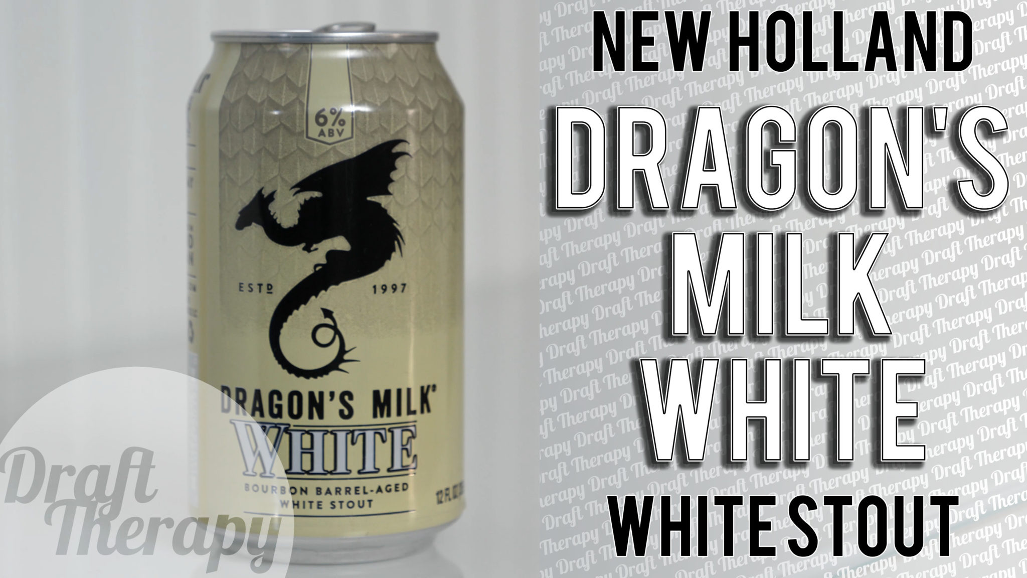New Holland – Dragon's Milk White Stout