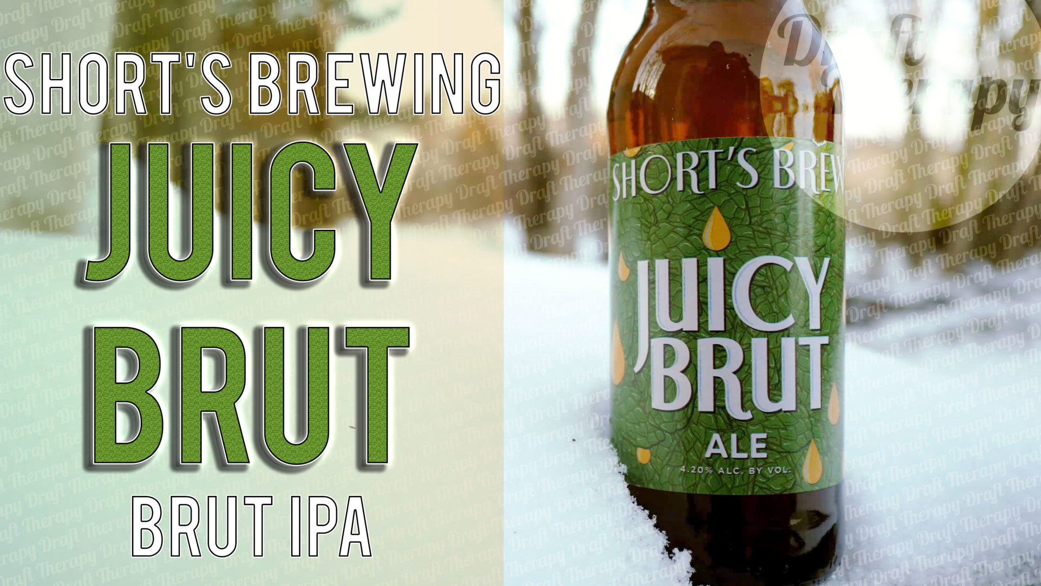 Short's Brewing – Juicy Brut IPA