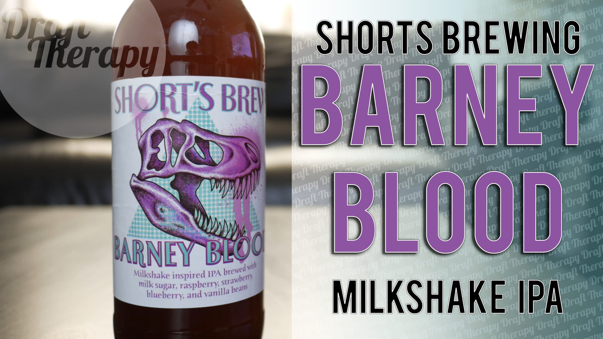 Short's Brewing – Barney Blood Milkshake IPA