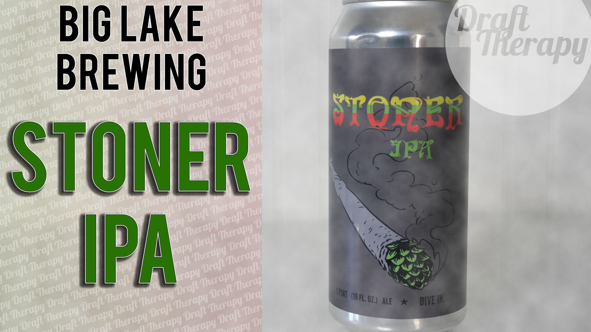 Big Lake Brewing – Stoner IPA Review