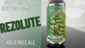 Drafting Table Brewing Company- Rezolute IPA