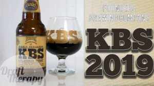 Founders 2019 KBS (Kentucky Breakfast Stout)