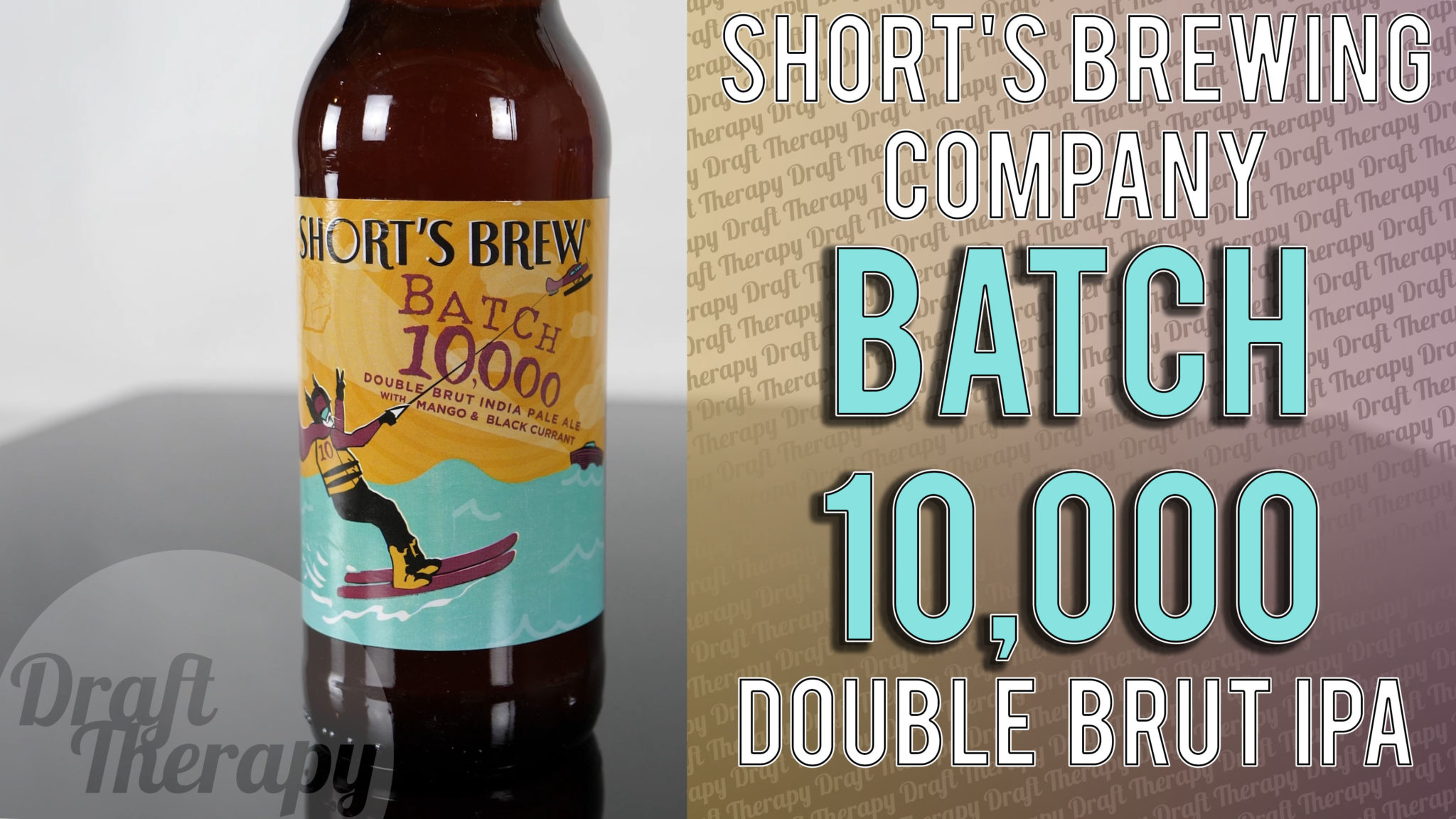 Short's Brewing Company – Batch 10,000 Double Brut IPA