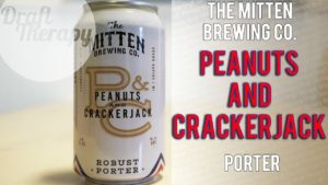 The Mitten Brewing Company – Peanuts and Crackerjack Porter