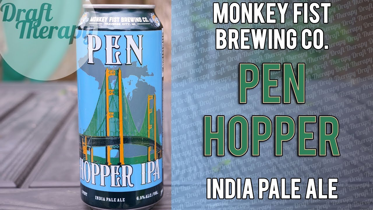Monkey Fist Brewing Company – Pen Hopper IPA