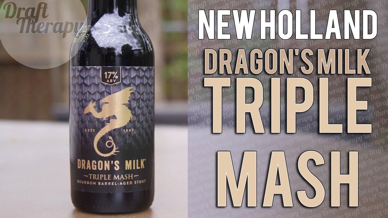 New Holland Brewing – Dragon's Milk Reserve Triple Mash
