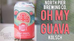 North Pier Brewing Company – Oh My Guava Kolsch