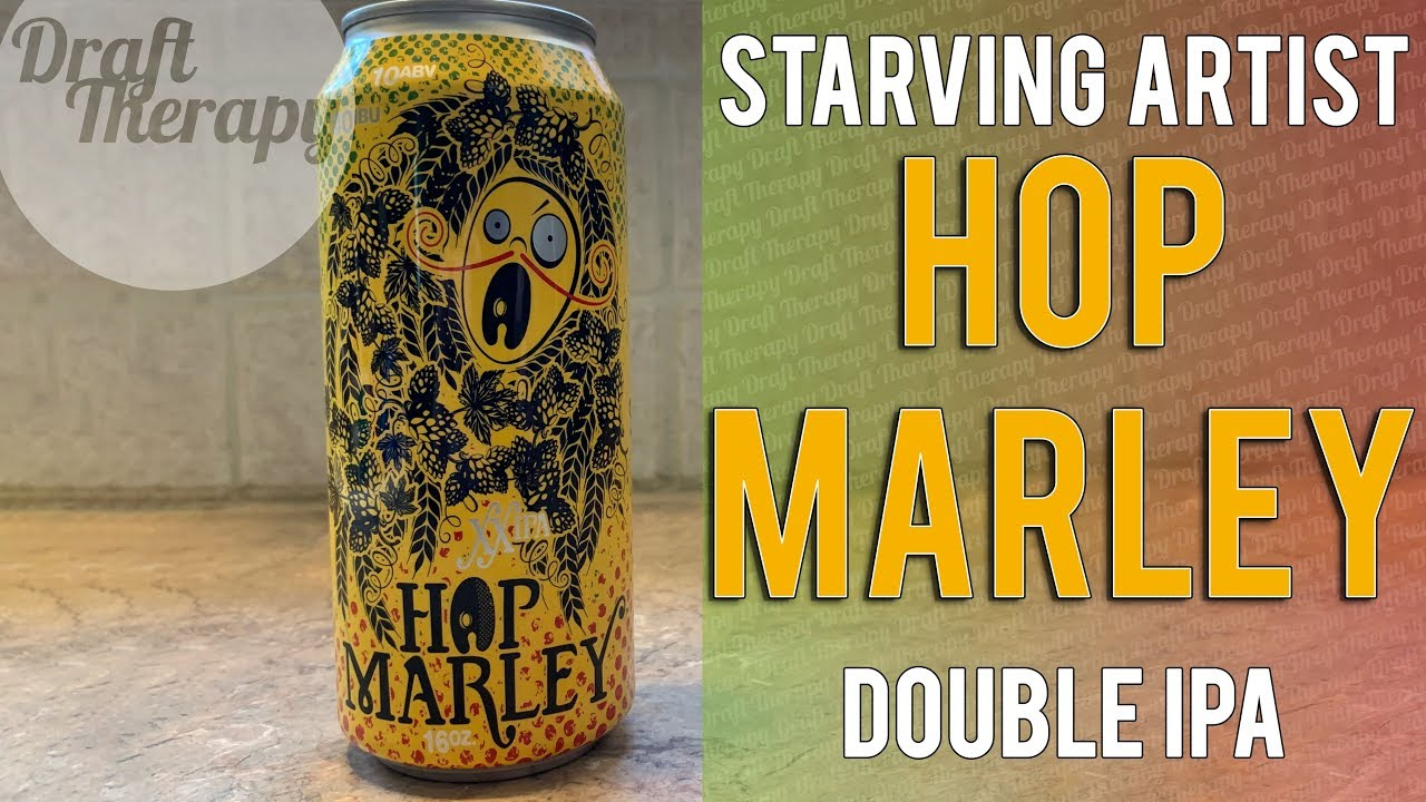 Starving Artist Brewing – Hop Marley Double IPA